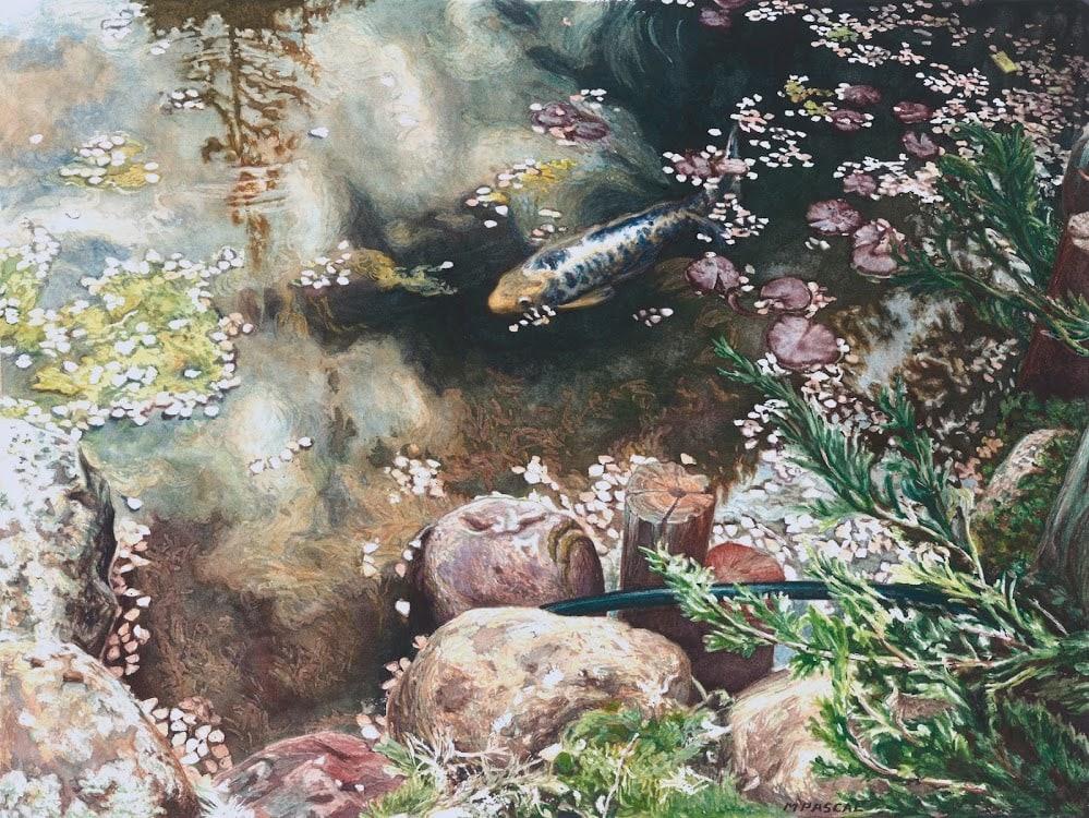 hakone-garden-pond